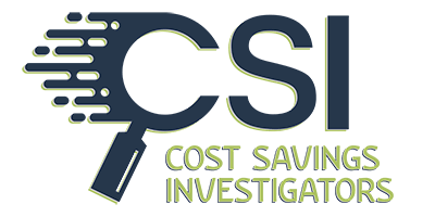 Cost Savings Investigators CSI Team