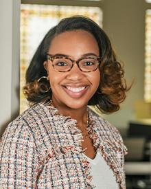 Jasmine Bibb, Director of Customer Experience