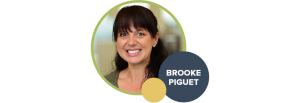 Brooke Piguet, Nurse and Cost Containment in Healthcare Expert Graphic